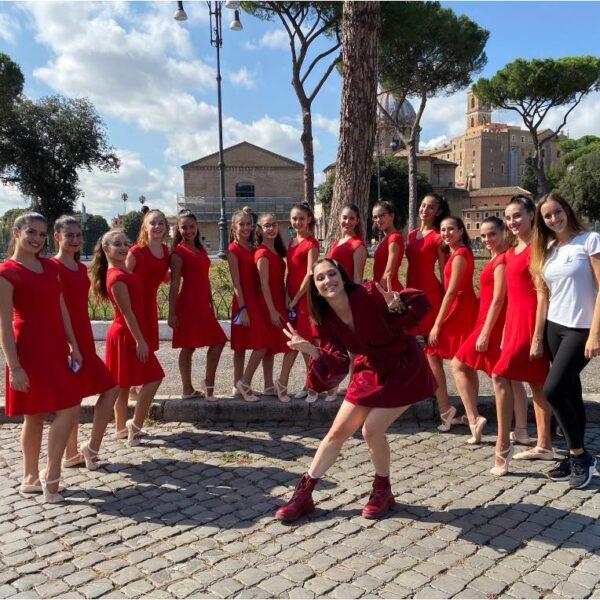 Seross nella sigla di Italia's Got Talent